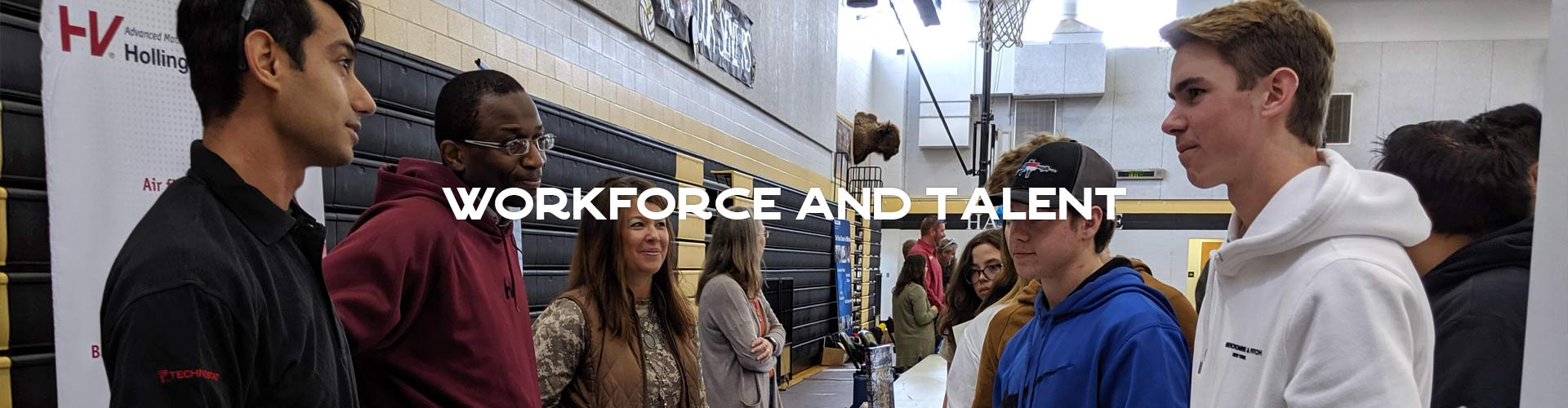 Workforce and Talent